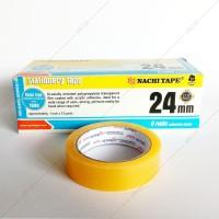 Selotip Bening 24 mm (1'') - Nachi