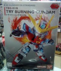 SD Try Burning Gundam (09066)