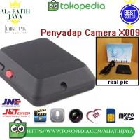 Alat Sadap Suara Camera GSM X009 Penyadap Camera X009 Cam Mini