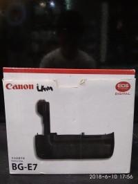 Battery Grip Canon BG-E7
