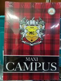 Buku Tulis Campus maxi 36 lembar ( satuan )