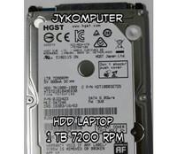 "HDD laptop Hitachi HGST 1TB 7200 Rpm sata Hardisk Notebook 2.5"" 1 TB"