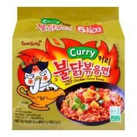 Samyang Curry HALAL (per 5bks)