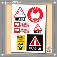 Sticker Koper - Fragile #2