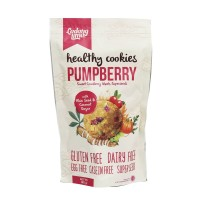 Ladang Lima - Pumpberry Cookies - Kue Kering - No MSG - 180gr
