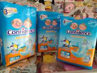 Confidence Adult Diapers Popok Dewasa M8/L7/XL6