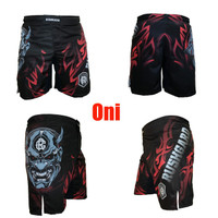 Rushgard MMA Fight Short - Oni - Celana MMA