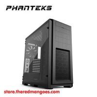Phanteks Enthoo Pro Tempered Glass Satin Black [Full Tower]