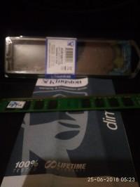 Kingston RAM Memory PC DDR3 2 GB Original