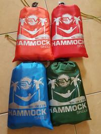 Hammock / Hamock / Hamok / Hamuk / Ayunan / Outdoor / Camping / Pohon