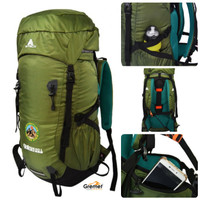 Carrier Gunung / Tas Hiking Ransel Avtech Galoa 60 Liter