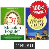 Buku Ust Abdul Somad 37 Masalah Populer+99 Tanya Jawab Seputar Sholat