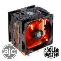 COOLER MASTER HYPER 212 LED TURBO (Black Top Cover) - Dual Fan