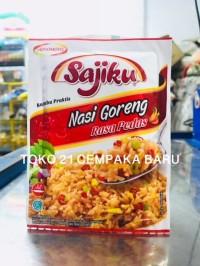 Sajiku Bumbu Nasi Goreng Rasa Pedas 20g | Pedes Instant Murah Promo