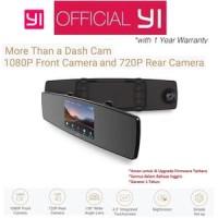 Xiaomi Xiaoyi Yi Mirror Dash Camera Rear and Front Dash Cam/Dashcam