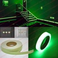 Solasi Fosfor 15mm Nyala Saat Gelap Glow In The Dark Adhesive 10 Meter