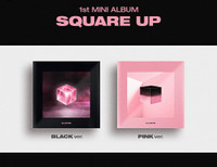 BlackPink - Square Up (1st Mini Album)(Black/Pink Version)