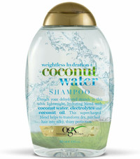 Organix OGX Weightless Hydration Coconut Water Shampoo 385ml