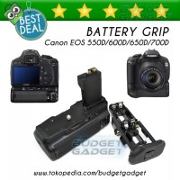 Aksesoris Kamera Import Murah Battery Grip for Canon EOS