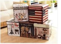 Kotak Serbaguna Storage Box / Bangku Kursi Mainan Anak.