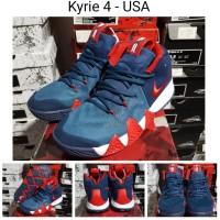 Termura Sepatu Basket Nike Kyrie Irving 4 Free Kaos Kaki