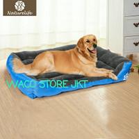 Tempat Tidur Kasur Anjing Empuk Besar - Size XXL