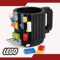 Mug Gelas Cangkir Anak Maina LEGO Unik Lucu Classic Klasik