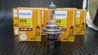 Bohlam Halogen H4 P43T 12V 60/55W  Philips  -04984