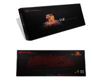 Gaming Keyboard WarWolf V-2