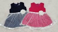 Baju Bayi Anak Perempuan Dress Pesta Kondangan Brokat Tutu Alpokadot