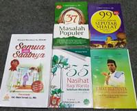 buku Ustadz Abdul Somad 5 buku
