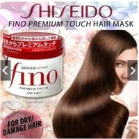 SHISEIDO FINO PREMIUM TOUCH masker 230ml u/rambut rusak krn bleaching