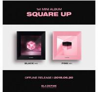 Blackpink Mini Album - Square Up
