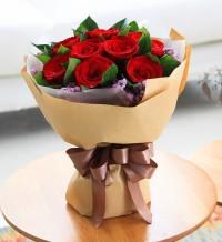 hand buket - buket bunga wisuda - kado - garden of love