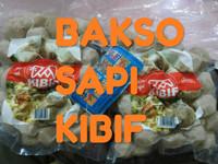bakso sapi reguler premium 50pc. sumber frozen makmur