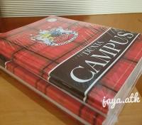 Buku Tulis Campus Maxi 50 lembar AA - Buku Tulis Boxy (Per Pcs)