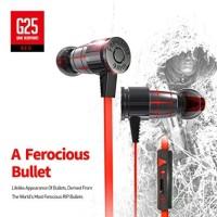 Plextone G25 Bullet Gaming Earphone PUBG/DOTA2/CSGO/ML