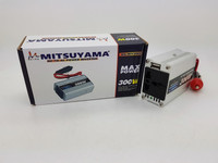 Power Inverter DC to AC Mitsuyama 300 Watt with USB 5V