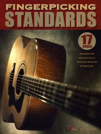 Buku Gitar Fingerpicking Standards