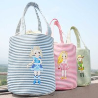 Iconic Insulated Lunch Bag Cooler GADIS KECIL Tas Bekal Makan (GN84)
