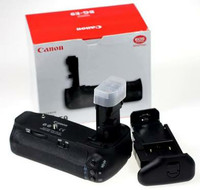 Battery Batre Baterai Grip Canon BG-E9 For EOS 60D