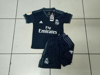JERSEY BOLA KIDS / ANAK REAL MADRID AWAY OFFICIAL 2018-2019 GRADE ORI