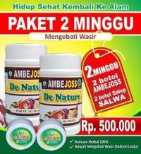 Obat Herbal Yang Aman & Cepat Mengobati Ambeyen/Ambeien/Wasir paket 2