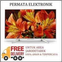 Sony Bravia KD-55X8500F 55 Inch UHD 4K Triluminos Smart Android LED TV