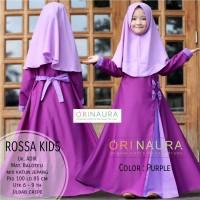 Rosa Kids Gamis anak Imut cantik Ori By Naura