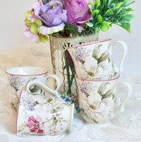 S4 Mug - Gisella Cream