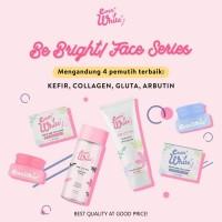 Paket Everwhite Be Bright Series Facial Wash Toner Day Night Cream