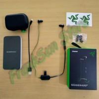 Earphone Headset Headphone Razer hammerhead wireless Bluetooth