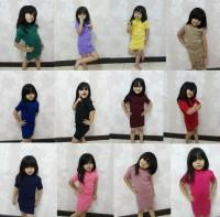Baju Rajut Anak Kalila Dress