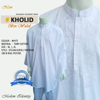 Baju Koko Pakistan, Baju Koko Bordir, Baju Koko Putih, koko artis WLD